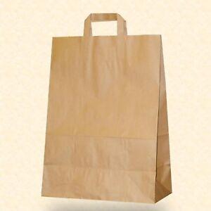 Papiertüten Papiertragetaschen Papiertaschen Tragetaschen Papier Tüten braun FL+