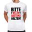 BITTE-1-50m-ABSTAND-HALTEN-Sprueche-Spass-Comedy-Lustig-Fun-Regel-Humor-T-Shirt Indexbild 2
