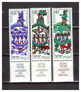 S27990) Israel MNH 1975 New Year 3v