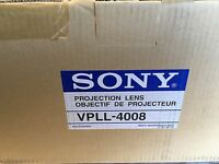 Sony Vpl-f Series Wide Angle Projection Lens For Vpl-fh300l Fw300l ✔new ✔wty