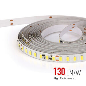 Strisce-LED-190W-38W-MT-24V-630SMD5630-5M-120Lm-W-UltraBright-20-000Lm-Strip