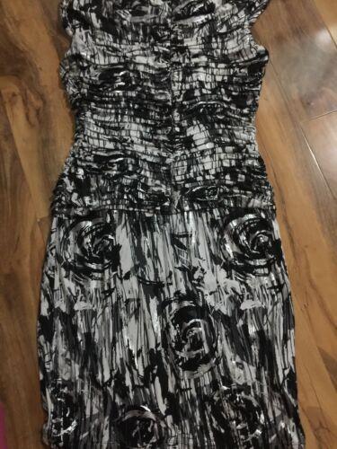 10 Ladies Taille Klein Calvin Dress IUqx50ZUw