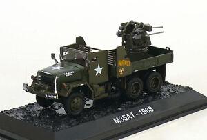 "Amercom 1:72 M35A1 2.5 Ton Truck /""Nancy/"" US Army Vietnam 1968 ACBG49"