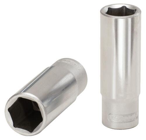 "lang 10mm KS Tools 3//8/"" CLASSIC Sechskant-Stecknuss"