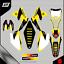 Grafiche-personalizzate-SUZUKI-RM-100-CROSS-RiMotoShop-Ultra-grip miniatura 4