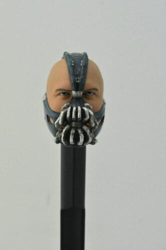 Custom 1//6 Tom Hardy Batman The Dark Knight Rises Bane Man Male Head Sculpt