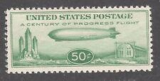 U.S.STAMP #C18  — 50c ZEPPELIN' - 1933 - MINT