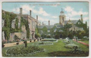 Essex-postcard-St-Osyth-Priory-Clacton-on-Sea-P-U-1906-A362