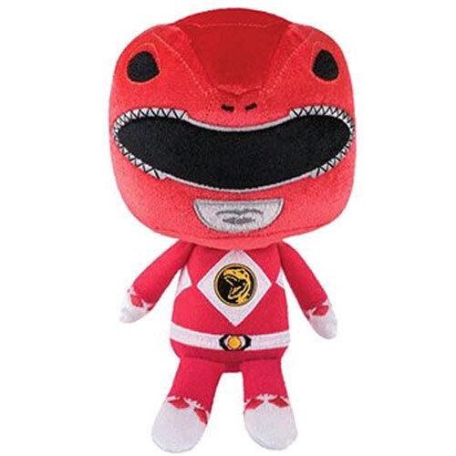Red Ranger Hero Plush NEW Funko Power Rangers