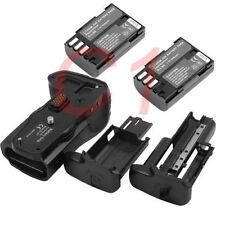 New Battery Grip Pack for Pentax K7 K-7 K5 K-5 DSLR Camera + 2 x D-LI90 as D-BG4