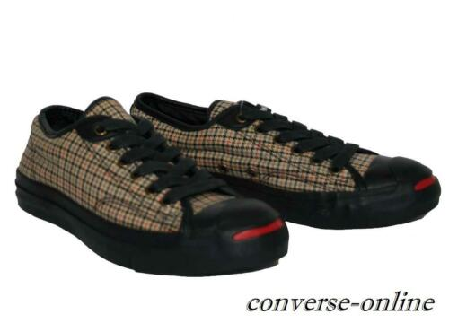 Boys Sko Størrelse Purcell Scottish Jack Kvinner Tweed Uk 5 Sneakers Plaid Converse dgOdpq