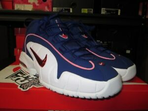 864baa1915fa SALE NIKE AIR MAX PENNY 1 LIL DEEP ROYAL BLUE GYM RED 685153 400 ...