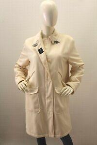 Giubbino-FAY-Donna-Jacket-Trench-Coat-Giacca-Giubbotto-Woman-Taglia-Size-M