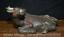 "miniature 1 - 10.8 ""Ancien Chine Bronze Folk Feng Shui Zodiaque Animal Boeufs Richesse Statue"