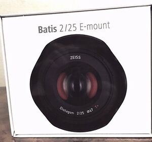 New-Carl-ZEISS-Batis-25mm-f-2-Lens-for-Sony-E-Mount-Made-in-Japan