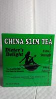 China Slim Tea 36 Bags Dieter's Delight Exp.03/17 Unisex Dietary Supplement