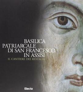 Basilica-Patriarcale-Di-San-Francesco-In-Assisi-Il-Cantiere-Dei-Restauri-N-G
