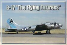 "B-17 "" The Flying Fortress "", US Army Airplane, Transportation, Plane - Postcard"