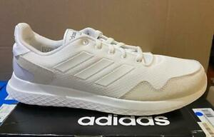 New-Adidas-Archivo-White-Running-Sneaker-Shoes-EF0523-Men-039-s-Size-10