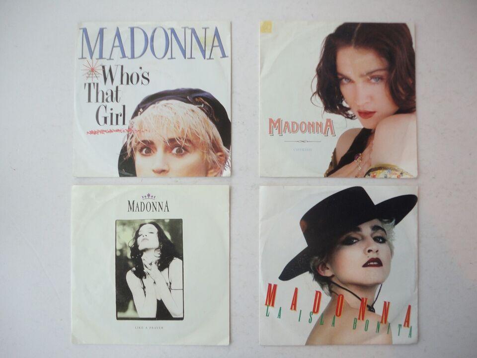 Single, MADONNA, Pop