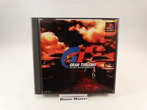 GRAN-TURISMO-PLAYSTATION-1-2-3-ONE-PS1-PS2-PS3-PSX-IMPORT-NTSC-JP-JAP-GIAPPONESE