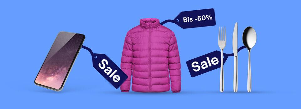 Winter-Sale: bis zu -50%* – Zu allen Angeboten - Winter-Sale: bis zu -50%*