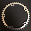 Specialties TA Compétition Inner Chainring 42T BCD 144mm Campagnolo Vintage