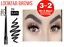 LOOKFAB-Eye-Brow-Definer-amp-Brush-Pencil-Duo-Double-Ended-Eyebrow-Definer-Brow thumbnail 11
