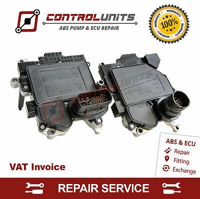 Reparatur Getriebesteuergerät Multitronic Audi VW 01J927156AE