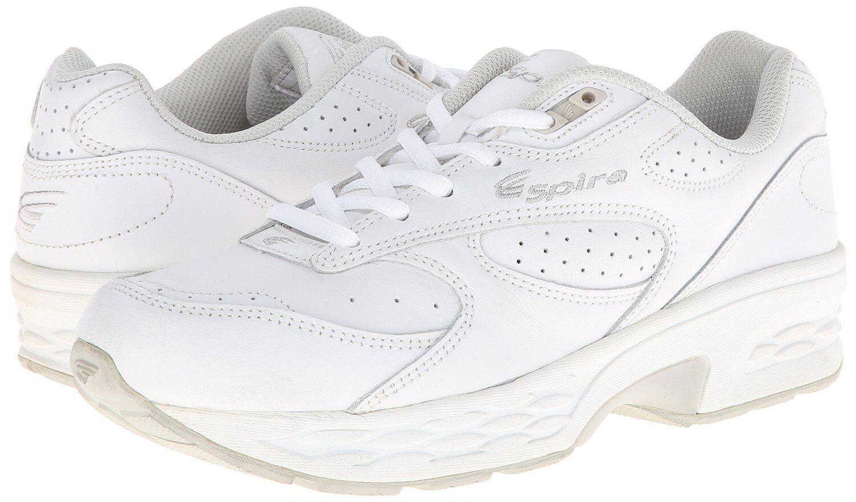 Zapato clásico de cuero caminar Spira blancoo para Hombre Talla 7.5