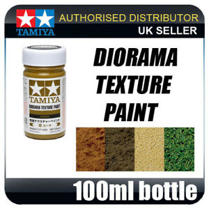 87108-Tamiya-Texture-Paint-Soil-Brown-Diorama-Paint-Modeling