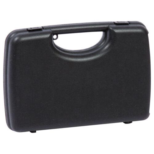 2038 PISTOLA in plastica rigida Pistola Custodia Carry Box Holder Airsoft CARABINA NERO