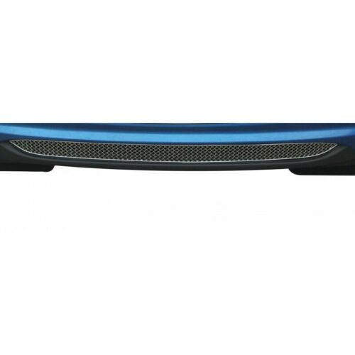 ZUNSPORT SILVER FRONT LOWER GRILLE for MAZDA MX5 MK3 2006-2009