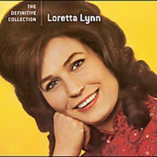 1 of 1 - Loretta Lynn - Definitive Collection [New CD] Rmst