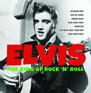 Elvis-Presley-The-King-of-Rock-039-N-039-Roll-VINYL-12-034-Album-2017-NEW