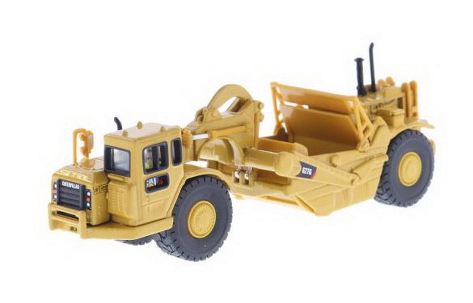 1  87 DM Catlarvar Cat 627G Hjul Traktor Scraper tärningskast modelllllerler