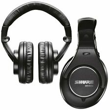 Shure SRH840 Over Head Headphones Monitor Studio Professional Free Shipping New
