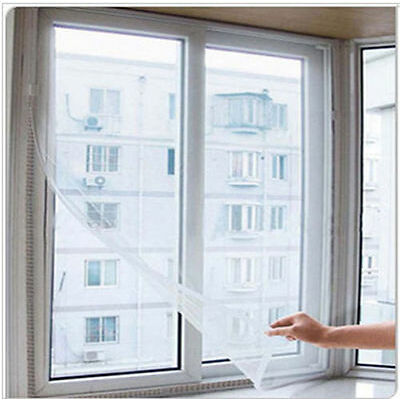 newAnti Insect Fly Bug Mosquito Door Window Curtain mosquito net5M/45mt