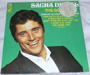 SACHA DISTEL The Good Life NEW SEALED Kapp KS-3599 1969 Pop Vocal Vinyl LP