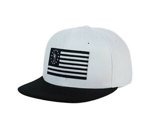 2df827d61fa Yea.Nice Iconic White Snapback Cap Hat New With Tags Snapback ...