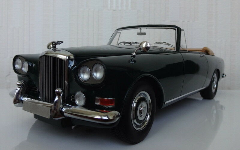 Bentley S3 SIII Continental Convertible Mulliner 1 18 Best of Show (BoS) Neo