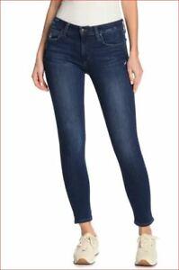 new JOE'S women jeans Flawless curvy skinny ankle 45GB2PRV5758-PRV blue 31