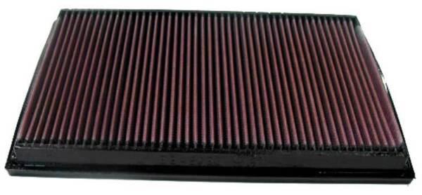 33-2750 K&n Replacement Air Filter Vaux/opel Vectra B (kn Panel Replacement Filt