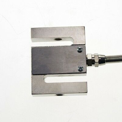 S TYPE  Beam Load Cell Scale Sensor Weighting Sensor 1000kg/22CWT  With Cable