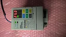 PLC OMRON YASKAWA INVERTER 3G3EV-A2004MA-CE  220V 0,4KW