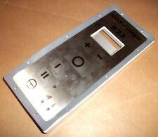 Robot Coupe Genuine Original 59157 Food Processor Control Panel Assy R23t