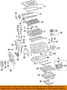details about mercedes oem 03 05 c230 engine cylinder head 2710102820 Mercedes C230 Engine Diagram mercedes benz c230 engine diagram