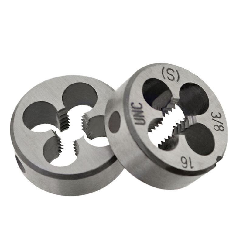 Alloy Steel UNC Threading Screw Thread Die Hand Tap 1 2,1 4,3 8,5 16,4 6 ,8 ,10