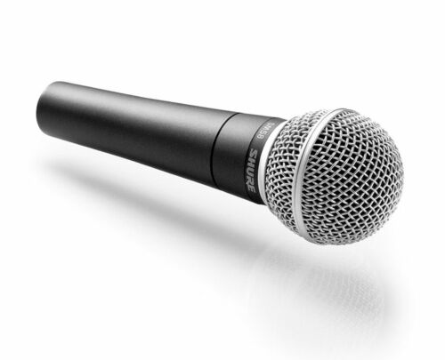 Shure SM58-LC Professional Vocal Microphone