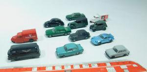 BK108-0-5-12-H0-1-87-Modelle-Tempo-MB-Opel-Trabi-adp-eko-Herpa-Praline-Roco